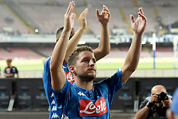 September 15, 2018 - Naples, Naples, Italy - Dries Mertens of SSC Napoli during the Serie A TIM match between SSC Napoli and ACF Fiorentina at Stadio San Paolo Naples Italy on 15 September 2018. (Credit Image: © Franco Romano/NurPhoto/ZUMA Press)