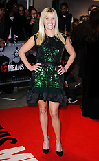 This Means War premiere