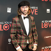 NLD/Amsterdam/20181126 - premiere All You Need Is Love, Tommy Driessen