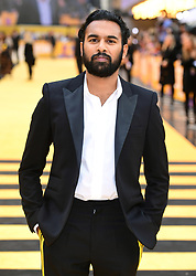 Himesh Patel attending the Yesterday UK Premiere held in London, UK.