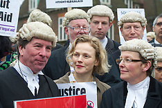 MAR 07 2014 Lawyers walk out over Legal Aid cuts