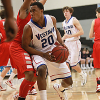 Vestavia vs  Hewitt Trussville Boys Basketball Spain Park Tourney