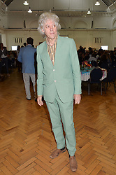 SIR BOB GELDOF at a lunch in aid of the charity African Solutions to African Problems (ASAP) held at the Royal Horticultural Hall, Vincent Square, London on 19th May 2016.
