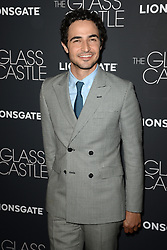 August 9, 2017 - New York, NY, USA - August 9, 2017  New York City..Zac Posen attending 'The Glass Castle' film premiere on August 9, 2017 in New York City. (Credit Image: © Kristin Callahan/Ace Pictures via ZUMA Press)