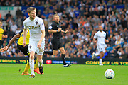 Leeds United midfielder Eunan O'Kane (14) during the EFL Sky Bet Championship match between Leeds United and Burton Albion at Elland Road, Leeds, England on 9 September 2017. Photo by Richard Holmes.