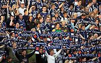 Fotball, 24. september 2006 , Tippeligaen , Sandefjord - Viking 3-2 ,   illustrasjon , supportere , supporter , skjerf , publikum , fan , fans Viking