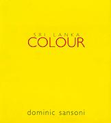 Cover of book SRI LANKA - COLOUR by Dominic Sansoni