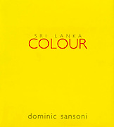 Cover of book SRI LANKA - COLOUR by Dominic Sansoni
