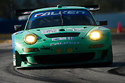 March 16, 2013: 61st Mobil 1 12 Hours of Sebring. 17 Wolf Henzler, Bryan Sellers, Nick Tandy, Falken Tire Porsche 911 GT3 RSR