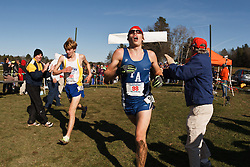 New England High School XC Championship, Silas Eastman