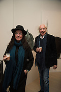 LESLEY RENDALL; ROBERT DICKSON, Launch of the Dutko Gallery  the first commercial space in London dedicated to Art Deco design. 18 Davies Street , Mayfair. London. 15 October 2015