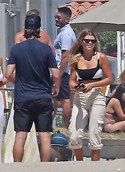 *PREMIUM EXCLUSIVE NO WEB UNTIL 2230 EDT 5TH JULY* Back together! Sofia Richie and Scott Disick enjoy 4th of July together on the beach In Malibu. The couple arrived together in Scott's car as they joined friends on the beach for a low key 4th of July celebration. 04 Jul 2020 Pictured: Back together! Sofia Richie and Scott Disick enjoy 4th of July together on the beach. Photo credit: Rachpoot/MEGA TheMegaAgency.com +1 888 505 6342