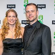 NLD/Amsterdam/20180305 - Uitreiking Buma Awards 2018, Armin van Buuren en partner Erika van Thiel
