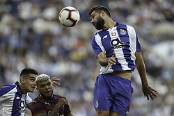 July 28, 2018 - Porto, Porto, Portugal - Porto's Brazilian defender Felipe in action during the Official Presentation of the FC Porto Team 2018/19 match between FC Porto and Newcastle, at Dragao Stadium in Porto on July 28, 2018. (Credit Image: © Dpi/NurPhoto via ZUMA Press)