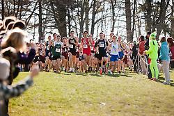 New England High School XC Championship, Boys start