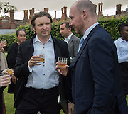 MARCOS LUTYENS; DOMINIC LUTYENS, Perdurity: A Moving Banquet of Time. Royal Salute curates a timeless evening at Hampton Court Palace with Marcos Lutyens, 2 June 2015.