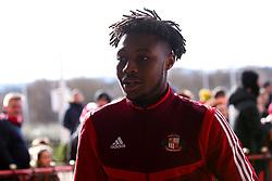 Antoine Semenyo of Sunderland - Mandatory by-line: Robbie Stephenson/JMP - 22/02/2020 - FOOTBALL - Stadium of Light - Sunderland, England - Sunderland v Bristol Rovers - Sky Bet League One