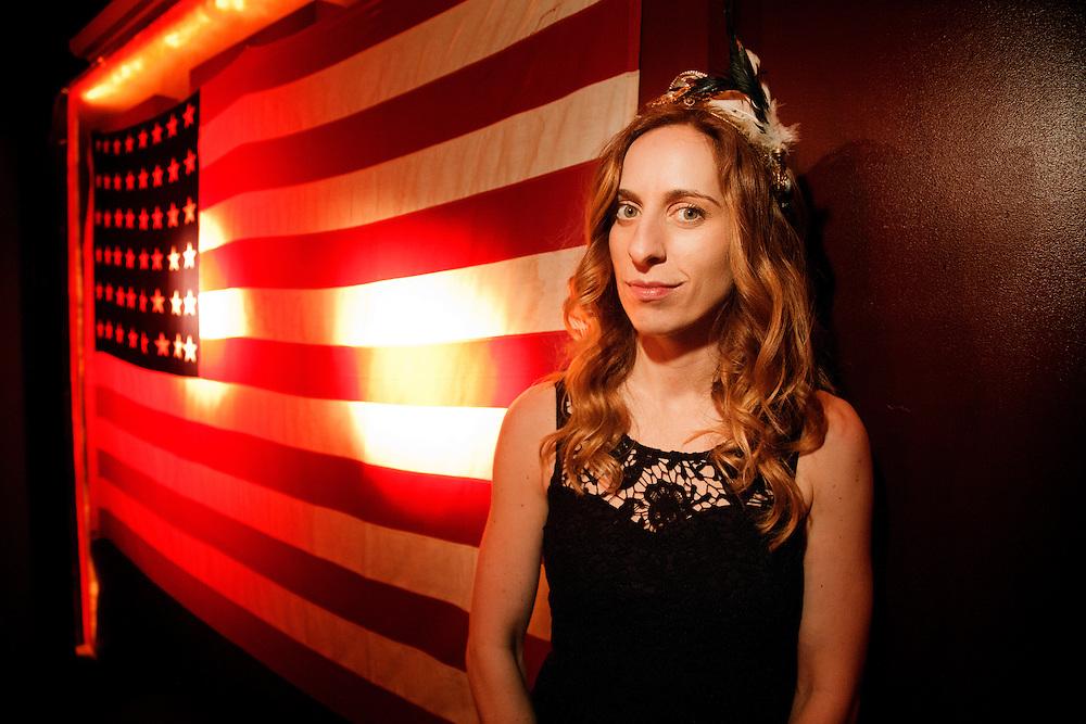Erin Lennox - DTF - Erin's Birthday Show - January 21, 2013 - Grand Victory - Brooklyn, NY