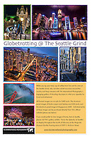Globetrotting @ The Seattle Grind (TIA's 3rd Official  Gallery Showcase)