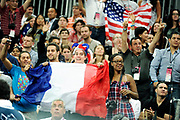 TDESCRIZIONE : France Basket Jeux Olympiques Londres <br /> GIOCATORE : Supporters France FRA<br /> SQUADRA : France Homme<br /> EVENTO : FRANCE basket Jeux Olympiques<br /> GARA : FRANCE USA<br /> DATA : 29 07 2012<br /> CATEGORIA : Basketball Jeux Olympiques<br /> SPORT : Basketball<br /> AUTORE : JF Molliere <br /> Galleria : France JEUX OLYMPIQUES 2012 Action<br /> Fotonotizia : France Basket Homme Jeux Olympiques Londres premier tour France Usa<br /> Predefinita :