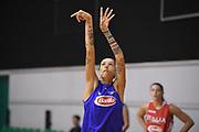 Marcella Filippi<br /> Nazionale Italiana Femminile Senior - Allenamento<br /> FIP 2018<br /> Treviso, 13/08//2018<br /> Foto GiulioCiamillo / Ciamillo-Castoria