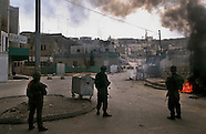 Hebron, settlers partition, 2000