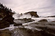 seascape at Bandon, Oregon