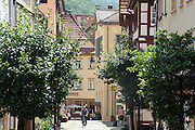Altstadt von Eberbach, Neckar, Baden-Württemberg, Deutschland | Old Town of Eberbach, Neckar, Baden-Wurttemberg, Germany