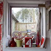 Toustrup Mark Community,  Sporup, Denmark, June 5, 2010. <br />