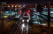 Night Railway Stations
