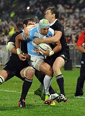 Napier-Rugby, New Zealand v Argentina