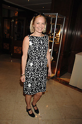MARIELLA FROSTRUP at a party to celebrate the 180th Anniversary of The Spectator magazine, held at the Hyatt Regency London - The Churchill, 30 Portman Square, London on 7th May 2008.<br />
