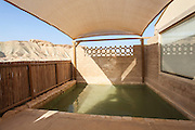 Jewish ritual bath - Mikveh in the desert