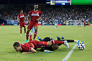 Sporting KC v Chicago Fire - 30 July 2017