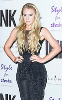 Camilla Kerslake, A Night With Nick, INK, London UK, 04 December 2013, Photo by Raimondas Kazenas
