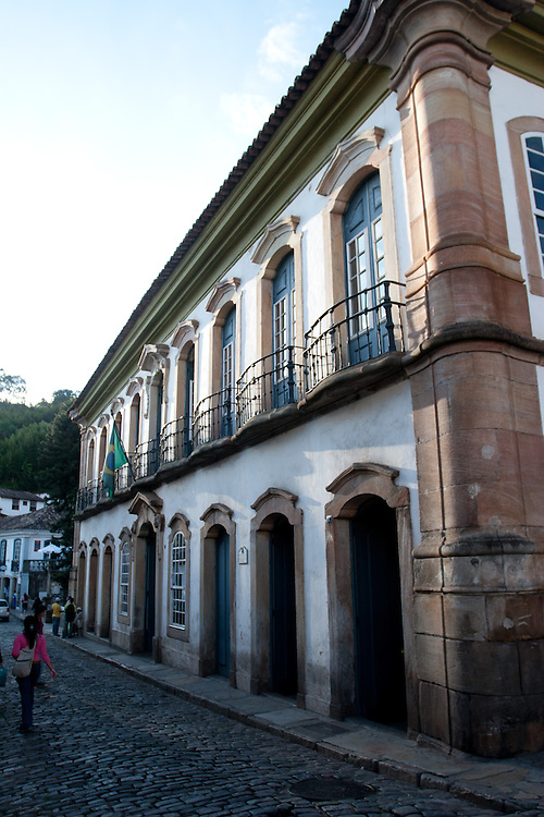 Ouro Preto_MG, Brasil.<br /> <br /> Casa dos Contos, onde funcionou a primeira casa da moeda de Minas Gerais em Ouro Preto.<br /> <br /> Casa dos Contos, the first mint of Minas Gerais in Ouro Preto.<br /> <br /> Foto: JOAO MARCOS ROSA / NITRO
