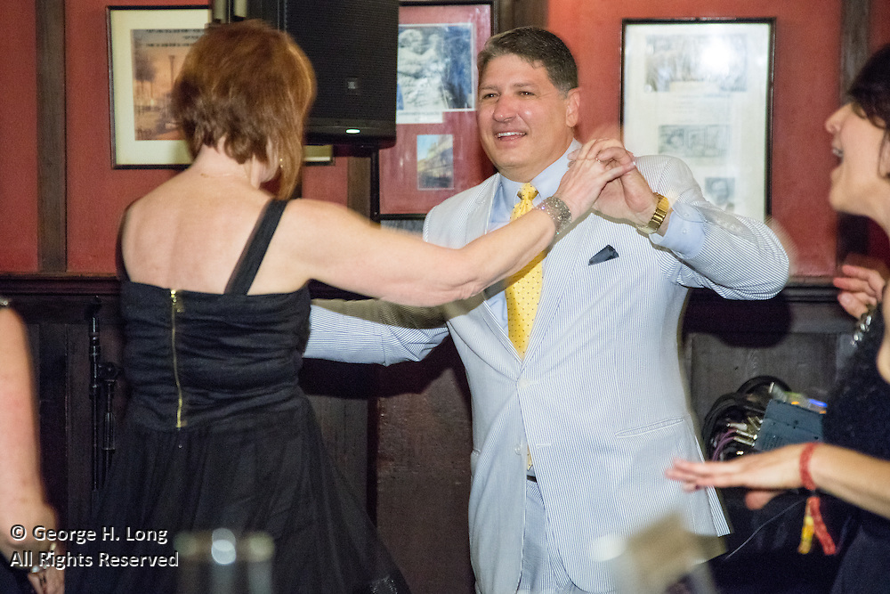 French Quarter Festival Gala at Antoine's Restaurant on April 7, 2016