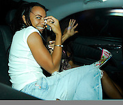 01.AUGUST.2007. LONDON<br /> <br /> **EXCLUSIVE PICTURES**<br /> <br /> CHARLEY UCHEA LEAVING ELSTREE STUDIOS AFTER FILMING BIB BROTHERS LITTLE BROTHER, IN THE CAR SHE STARTED COVERING UP HER FACE WITH A MAGAZINE WHICH HAD HER FACE ON THE FRONT PAGE. SHE THEN GOT BORED OF COVERING UP AND STARTED POUTING BEFORE HER FRIEND COVERED HER UP AGAIN.<br /> <br /> BYLINE: EDBIMAGEARCHIVE.CO.UK<br /> <br /> *THIS IMAGE IS STRICTLY FOR UK NEWSPAPERS AND MAGAZINES ONLY*<br /> *FOR WORLD WIDE SALES AND WEB USE PLEASE CONTACT EDBIMAGEARCHIVE - 0208 954 5968*