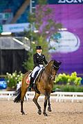 Marcela Krinke Susmelj - Smeyers Molberg<br /> FEI European Championships Gothenburg 2017<br /> © DigiShots