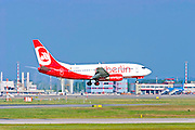 Air Berlin (Germania), Boeing 737