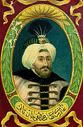 Mustafa II Ghazi (1664 – 1703) was the Sultan of the Ottoman Empire from 1695 to 1703