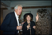 HENRY WYNDHAM; ALICE ST. CLAIR, Sotheby's Frieze week party. New Bond St. London. 15 October 2014.