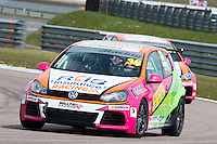 #36 Kieran GORDON  Team Hard  Volkswagen Golf Milltek Sport Volkswagen Racing Cup at Rockingham, Corby, Northamptonshire, United Kingdom. April 30 2016. World Copyright Peter Taylor/PSP.