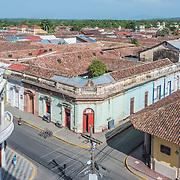 Granada Nicaragua Rooftops