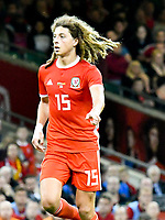 Football - 2018 / 2019 International Friendly - Wales vs. Spain<br /> <br /> Ethan Ampadu of Wales in action prior to leaving the field injured , at the Principality Stadium (Millennium Stadium).<br /> <br /> COLORSPORT/WINSTON BYNORTH