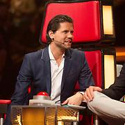 NLD/Hilversum/20140221 - Finale The Voice Kids 2014, Nick en Simon