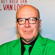 NLD/Amsterdam/20160716 - Groene loper première Meester Kikker, Bernie Bos