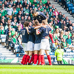 Hibernian v Falkirk, Scottish Cup Semi Final, 13/4/2013