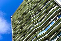 Brasil - Espirito Santo - Vitoria - Predio no Centro de Vitoria - Foto: Gabriel Lordello/ Mosaico Imagem