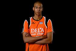 25-04-2013 VOLLEYBAL: NEDERLANDS MANNEN VOLLEYBALTEAM: ROTTERDAM<br /> Selectie Oranje mannen seizoen 2013-2014 / <br /> &copy;2013-FotoHoogendoorn.nl